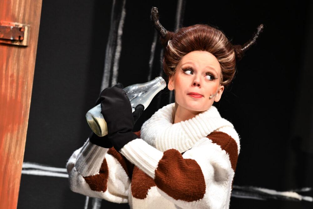 Thyra Uhde | Inszenierung: Katrin Herchenröther, Westfälisches Landestheater. Fotograf: Volker Beushausen